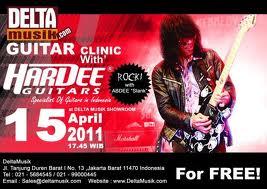 Gitaris Indonesia Yang Mempunyai Signature Gitar Seriesnya