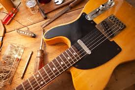 Kerusakan Yang Sering Terjadi Pada Gitar Listrik Dan Cara Memperbaikinya