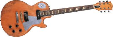 Spesifikasi Gitar Gibson Custom Shop Bob Marley Les Paul Special