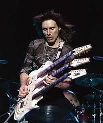 Spesifikasi Gitar Terbaru Steve Vai