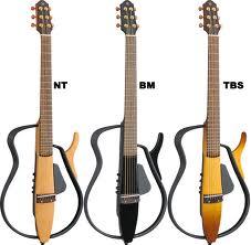 Spesifikasi Silent Guitar, Gitar Terbaru Yamaha 2013