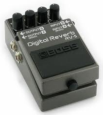 BOSS RV-5 Digital Reverb synister