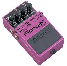 Boss BF-3 Flanger synister