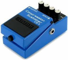 Boss CS-3 Compressor synister