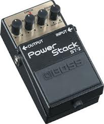 Boss Power Stack ST-2 pedal