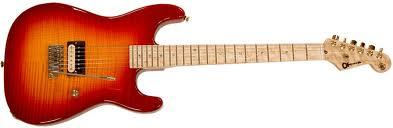 Charvel Guitars edie van helen