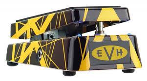 Dunlop Eddie Van Halen Signature Wah van halen