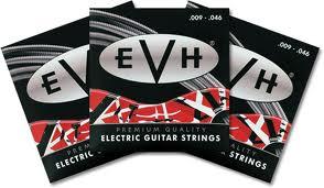 EVH Premium Electric Strings 9-46 van halen