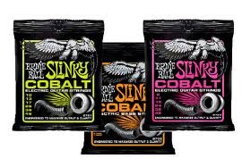 Ernie Ball Cobalt strings