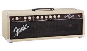 Fender Super Sonic 60 Amp Head Ampli Ben Bruce