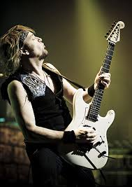 Gitar Gitaris Iron Maiden