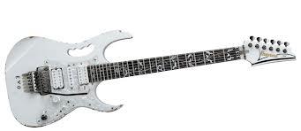 Ibanez JEM-EVO Steve Vai Relic Signed