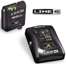 Line 6 Wireless system Multy Efek Ben Bruce