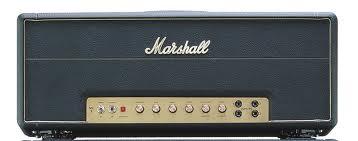 Marshall 100-watt Super Lead van halen
