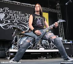 Matt Tuck (Gitaris Bullet For My Valentine)