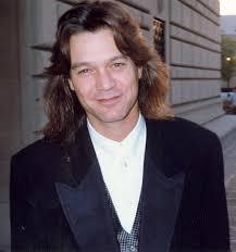 Perlengkapan Eddie Gitaris Van Halen