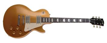Perlengkapan Slash Gibson Les Paul Goldtop 1987