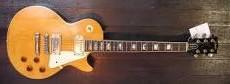 Perlengkapan Slash Gibson Les Paul Standard 1976