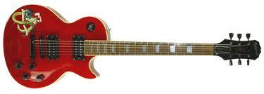 Perlengkapan Slash Gibson Slash Les Paul Snakepit 1997