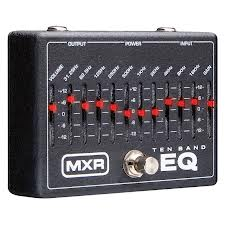 Perlengkapan Slash MXR M108 10-Band Graphic EQ
