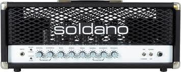 Soldano SLO-100 van halen