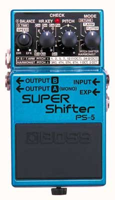 Spesifikasi Boss PS5 Super Shifter
