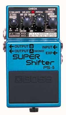 Spesifikasi Boss PS5 Super Shifter