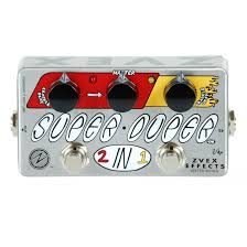 ZVex Super Duper Overdrive