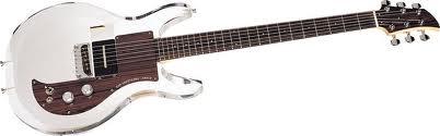 Ampeg Dan Armstrong guitar