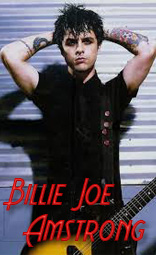 Billie Joe Amstrong Equipment