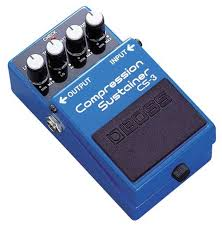 Boss CS-3 Compression Sustainers