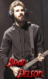 Brad Delson equipment