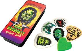 Custom Kirk Hammett Dunlop