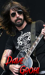 Dace Grohl equipment