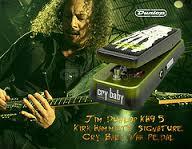 Dunlop KH95 Kirk Hammett Signature Wah Pedal (Efek Gitar Kirk Hammet)