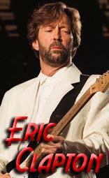 Eric Clapton equipment
