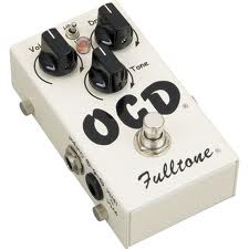 Fulltone OCD pedal