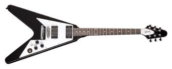 Gibson Custom Kirk Hammett Flying V