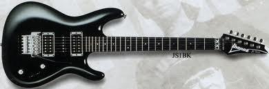 Ibanez JS1 black
