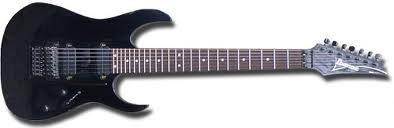 Ibanez RG 7620 7 string