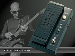 Joe Satriani Big Bad Dual Wah