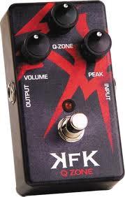 KFKQZ1 Q-Zone Pedal
