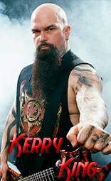 Kerry King equipment