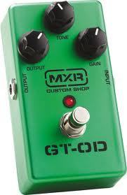 MXR GT-OD OVERDRIVE