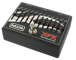 MXR KFK Kerry King 10-band EQ