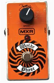 MXR Wylde Phase pedal