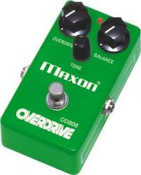 Maxon OD808 Overdrive Pedal
