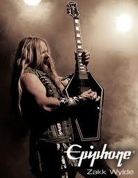 Spesifikasi Epiphone Graveyard Disciple (Gitar Zakk Wylde)