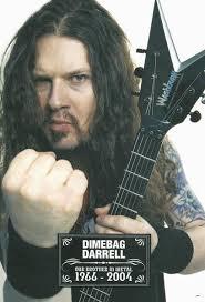 Spesifikasi Gitar Washburn Dimebag Darrell Signature Series