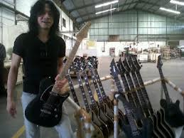 Spesifikasi Hardee HD-1 series (Gitar Abdee Negara)